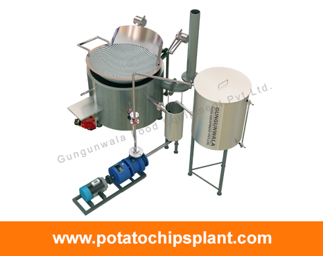 Potato Chips Machine in Ahmedabad, Gujarat